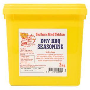 Dry Barbecue Seasoning (White)-1x2kg