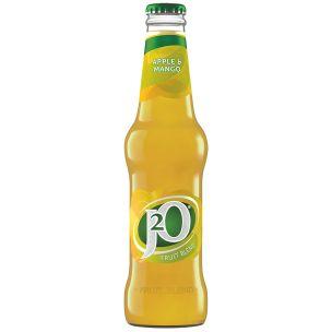 J2O Apple & Mango Glass Bottle-24x275ml