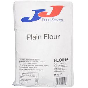 JJ Plain Flour-1x16kg