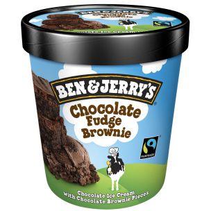 Ben&Jerry's Choc Fudge Brownie-8x465ml