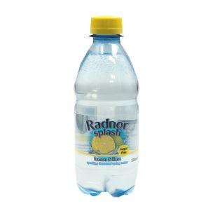Radnor Splash Lemon and Lime Sparkling Water-24x330ml