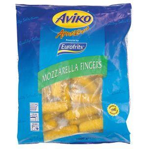 Aviko Breaded Mozzarella Fingers-3x1kg