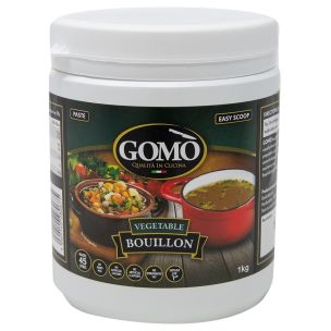 Gomo Vegetable Bouillon-1x1kg