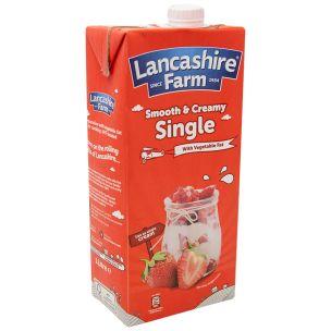 Lancashire Farm UHT Single  12x1 ltr