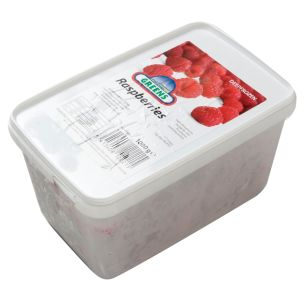 Greens Frozen Raspberries-1x1kg