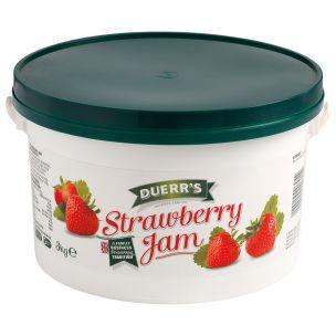 Duerrs Strawberry Jam-1x3kg