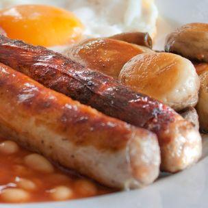 CP Halal Sausages (B/T)-(4s)-1x4.54kg
