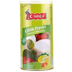 Yayla (55%) Turkish White Cheese-1x800g