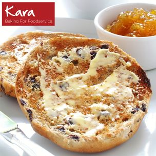 """Kara 5"""" Tea Cakes (Spiced)-1x48"""
