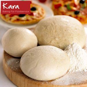 "Kara 9"" Medium Thin Crust Pizza Doughballs-1x60"