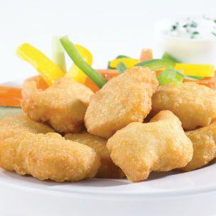 Universal Halal Battered Chicken Nuggets-1x3kg