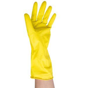 Rubber Gloves Medium-1x6pairs
