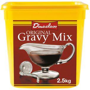 Dinaclass Original Gravy Mix-2x2.5kg