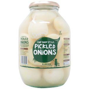 Drivers Pickled Onions-(Glass Jar)-1x2.25kg