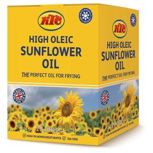 KTC High Oleic Sunflower Oil (BIB)-1x20L