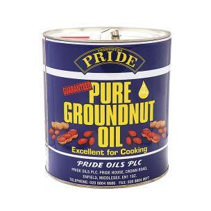 Pride Pure Groundnut Oil 1x15L