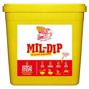 Chicken Train Mildip-1x2kg