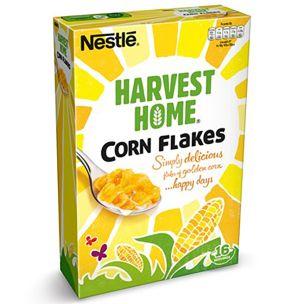 Nestle Harvest Home Corn Flakes-7x500g