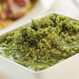 Sapori DItalia Premium Green Pesto (No Nuts)-1x1kg