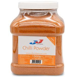 JJ Chilli Powder-1x1500g