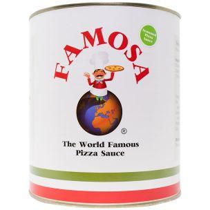 Famosa Seasoned Pizza Sauce-6xA10