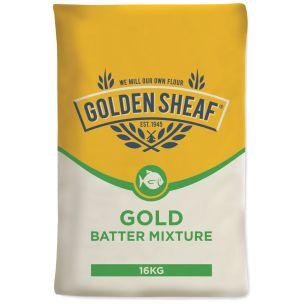 Goldensheaf Gold Batter Mix-1x16kg