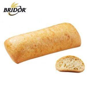Bridor Stone Part Baked Plain Ciabatta With Olive Oil 50x140g