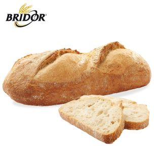 Bridor Stone Part Baked Sourdough Plain Loaf Bread (Frozen) -18x400g
