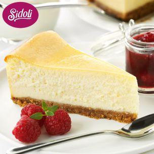 Sidoli Gluten Free Cheesecake 12 Portions-1x1.55kg
