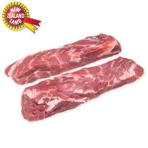 Frozen Halal NZ Lamb Neck Fillets V/P (Price Per Kg) Box Appx. 14kg