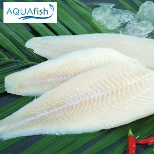 Aquafish IQF Skinless & Boneless Pangasius Fillets(170-220g)-10x1kg