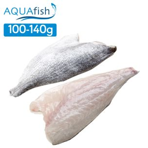 Aquafish IQF Sea Bream Fillets (100-140g)-1x1kg