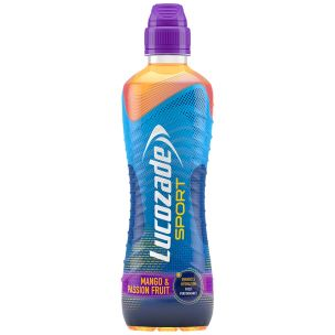 Lucozade Sport Mango And Passion Fruit-12x500ml