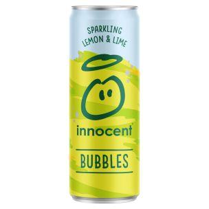 Innocent Bubbles Lemon & Lime-12x330ml