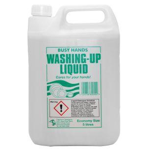 Capricorn Super Strength Washing Up Liquid-4x5L