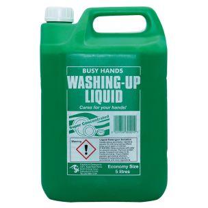 Capricorn Washing Up Liquid-4x5L