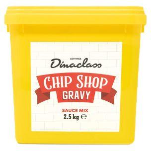 Dinaclass Chip Shop Gravy-1x2.5kg