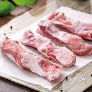 Frozen Halal Lamb Ribs-1x10kg