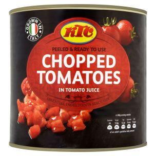 KTC Chopped Tomatoes-6x2.5kg