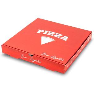 "10"" Premium Full Colour Pizza Boxes-1x100"