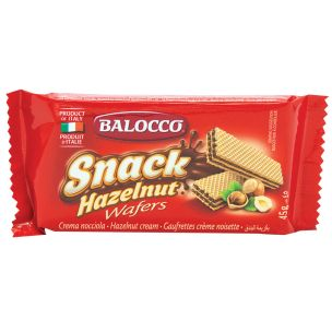 Balocco Hazelnut Wafers 30x45g