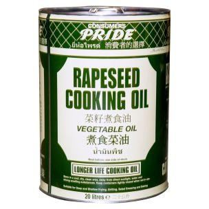 Pride Rapeseed Oil-1x20L