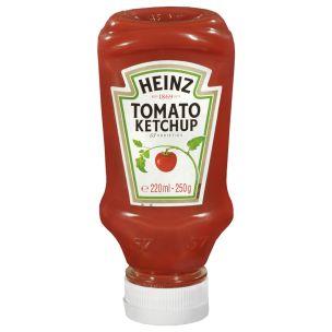 Heinz Tomato Ketchup (Top Down Bottle) 10x220ml