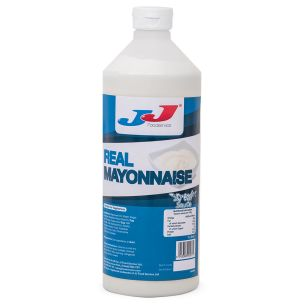 JJ SQ-easy Real Mayonnaise (Bottle)-6x1L