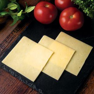 Mature Cheddar Slices-1x1kg