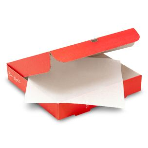 """14"""" Pizza Box Liners-1x2000"""