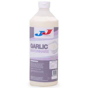 JJ SQ-easy Garlic Mayonnaise (Bottle)-6x1L