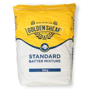 Goldensheaf Standard Batter Mix-1x16kg