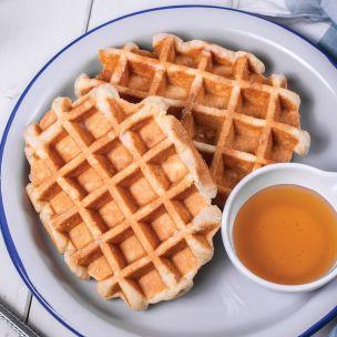 Belffles Belgian Plain Waffles-20x90g