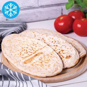 JJ Large Pitta Breads (Frozen)-20x6